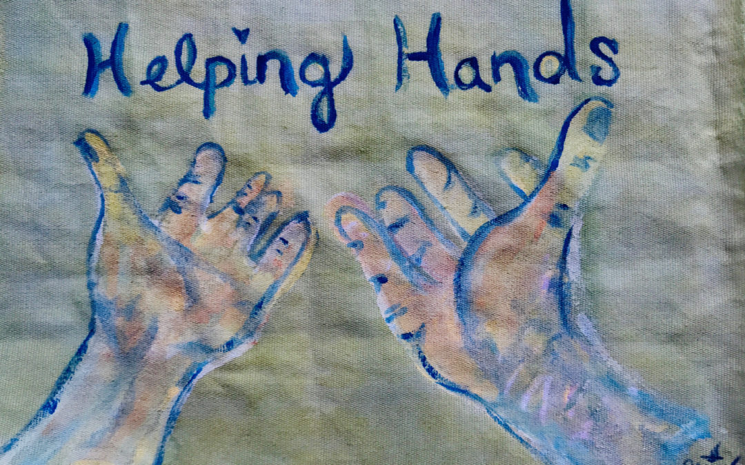 Challenging Times Meditation: Helping Hands